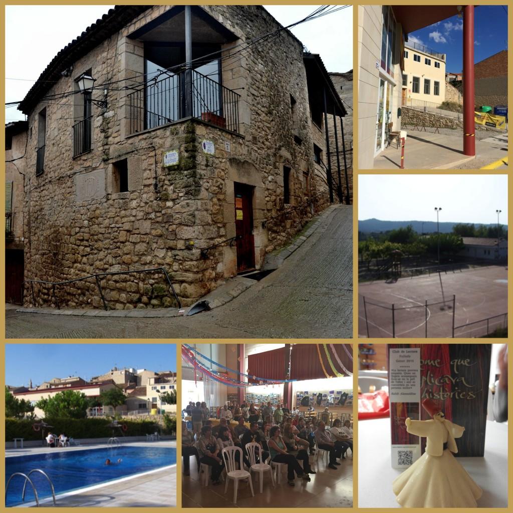 Fulleda turisme Lleida