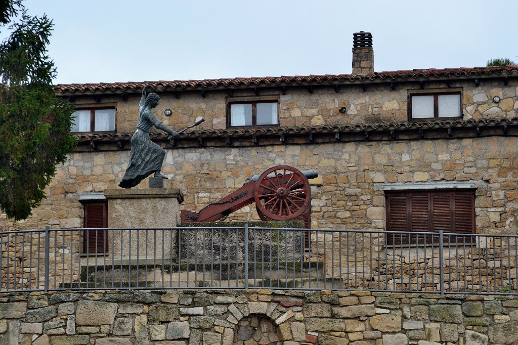 Turisme Fulleda Lleida-Les Garrigues Catalunya El poble 18